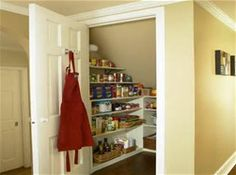 Under Stairs Pantry Shelving - Bing Images