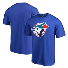 Toronto Blue Jays Fanatics Branded Cooperstown Collection Forbes T-Shirt - Royal