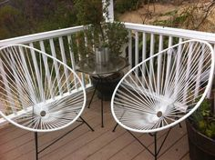 acapulco chairs 1 for $130/ 2 for $250