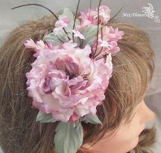 """Цветы из шелка Студии """"mix-flowers"""", hand-made"""