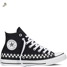 e3f95e5ad4b5 Converse Chuck Taylor All Star Black White 9.5 - Converse chucks for women  (