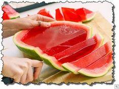 Lanches criativos e refrescantes  com melancia   Macetes de Mãe