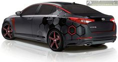 2012 Kia Optima (Nice Paint)