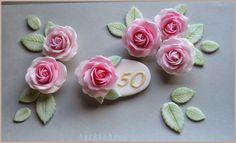 Sugar flowers Sugar Flowers, Succulents, Roses, Plants, Pink, Rose, Succulent Plants, Plant, Planets