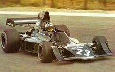 1973 GP RPA (Kyalami) Shadow DN1 - Ford (George Follmer)