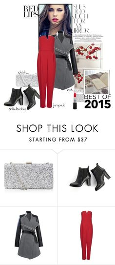 """""""Red Lips, Goodbye"""" by alwaysroyal on Polyvore featuring Rika, SWEET MANGO, Topshop and MAC Cosmetics"""