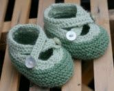 Craftcookies in a jar: Top 5 Free Knit Baby Booties