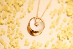 #AmulettedeCartier #Cartier Alix from the blog The Cherry Blossom Girl http://www.thecherryblossomgirl.com/amulette-cartier/29924/
