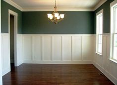 Dining Room With Judges Paneling  For The Home  Pinterest New Wainscoting For Dining Room Inspiration