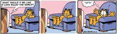 Garfield Comic  <3