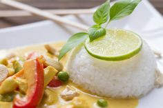 inlovewith: [Studentenfutter] Erdnuss-Kokos-Curry