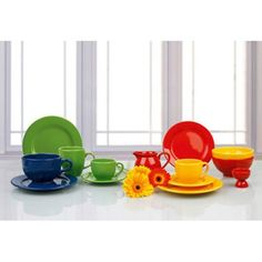 23153ff0b7 55 Best A Colorful Kitchen images in 2018 | Dinnerware, Kitchen ...