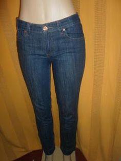 Brecho Online - Belas Roupas: Calça Jeans Equus