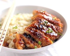 This sweet and sticky honey garlic chicken is so delicious and easy to make it may become your new favorite weeknight meal!