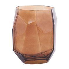 AZYM+Vase+13cm,+Brun+,+House+Doctor