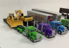 Trainworx Custom Big Rigs