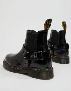 216d1772b6ce31 DR. MARTENS WINCOX CHELSEA BOTTES EN NOIR - NOIR. dr.martens  shoes