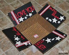 Care Package #9: I Love You More Than... -- #army #deployment