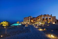 Beresheet Hotel, on the edge of Ramon Crater | Israel