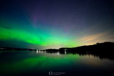 Northern Lights in the East — Christian Hoiberg Landscape Photography