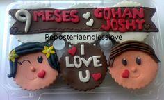 Elige el detalle que prefieras para tu San Valentin  BUSCANOS facebook: reposteria endless love  Whatsapp: 0997215487