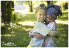 Powder Paint Family Session | Newtown, Pa - Appletini Photography