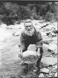 New Zealand gold rush