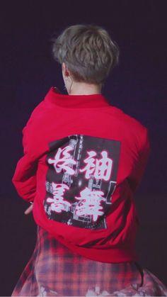 "Jimin ""長袖善舞ーGetting ready is the secret of success"""