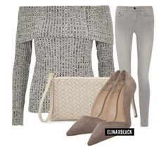 """""""Untitled #1258"""" by elinaxblack ❤ liked on Polyvore featuring Proenza Schouler, River Island, Neiman Marcus and Zign"""