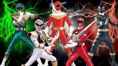 Power Rangers--Jason David Frank