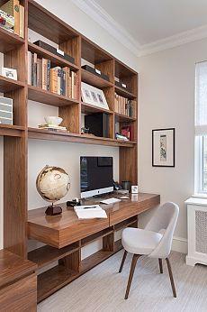 Квартира с потрясающим видом на Манхэттен - Дизайн интерьеров   Идеи вашего    Lodgers