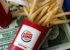 Burger King French Fries :]