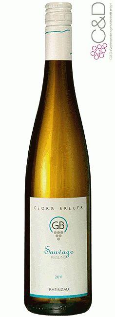 Folgen Sie diesem Link für mehr Details über den Wein: http://www.c-und-d.de/Rheingau/Riesling-Sauvage-GB-2014-Georg-Breuer_64650.html?utm_source=64650&utm_medium=Link&utm_campaign=Pinterest&actid=453&refid=43 | #wine #whitewine #wein #weisswein #rheingau #deutschland #64650