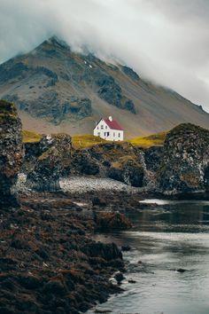 "lsleofskye: ""Arnarstapi, Iceland """