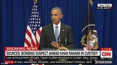 Chúng ta phải không sợ hãi: TT Barack Obama nói người dân phải mạnh mẽ trong những năm tháng tiếp theo