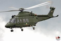 Irish Air Corps AW139 helicopter, Photo : Stéphane Gimard