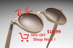 These scream silky smooth // #RayBanRound @ www.ray-ban.com