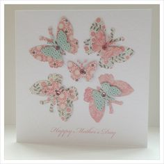 Greeting Cards with butterflies