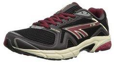 Hi-Tec Mens R156 Low Top Lace Up Running Sneaker.