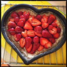 Torta alla frutta Vegan e Gluten free per Bimby
