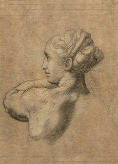 Raphael Sanzio Sketches (Good Galleries)