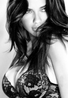 Adriana Lima----> Want more? Follow me at http://www.pinterest.com/TruckSchoolInfo/ where you'll find more than 37,000 pictures & video clips of hot sexy babes!