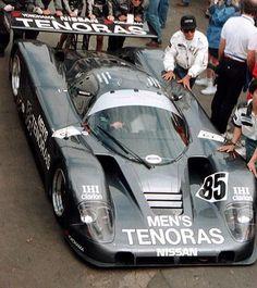 1990 Nissan R 89 C (Lola) Nissan (4.894 cc.) (T) Takao Wada Anders Olofsson…