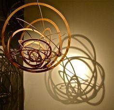 Construcción de espacios colgantes, constructivismo, Rodchenko