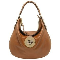 Top Rated Mulberry Daria Medium Hobo Shoulder Bag Oak