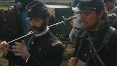 C. Thomas Howell playing Lt Tom D. Chamberlain