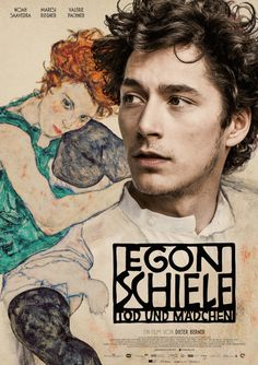 "Maler gegen den Moralismus: Trailer & Poster zum Biopic ""Egon ..."
