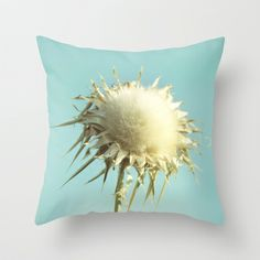 Sun Light Throw Pillow by Angie Ravelo Art & Photography - $20.00