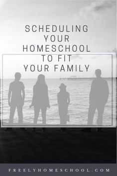 I'll get right to the most important tip I have after more than a decade of homeschooling: schedule your homeschool to suit you. If you prefer structure, consider scheduling by the clock.