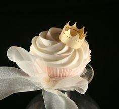 Edible GOLD Crowns